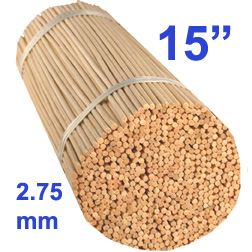 2.75 mm Diffuser Reeds - 15