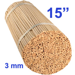 3 mm Diffuser Reeds - 15