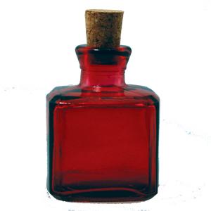 4.2 oz Red Ingot Reed Diffuser Bottle