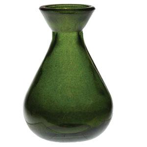 5 oz Dark Green Teardrop Reed Diffuser Bottle