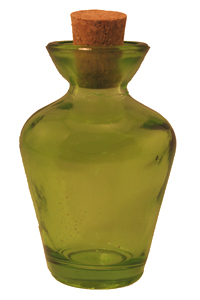 5 oz Lime Grecian Urn Reed Diffuser Bottle