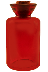 5.1 oz Red Funnel Reed Diffuser Bottle
