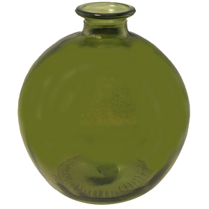 66 oz Dark Green Orb Reed Diffuser Bottle