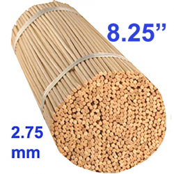2.75 mm Diffuser Reeds - 8.25