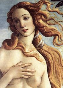 ArtScents Birth of Venus Botticelli