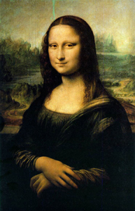 ArtScents Mona Lisa
