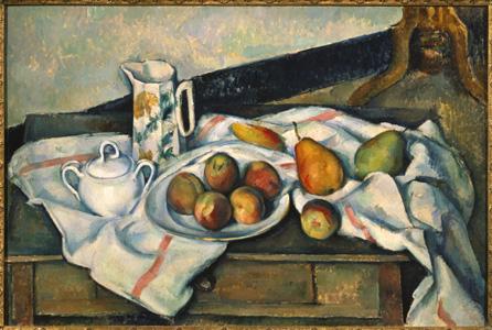 ArtScents Cezanne Sugarbowl etc