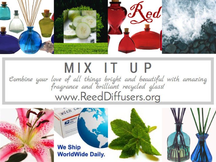 fragrance reed diffusers