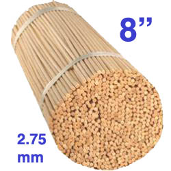 8 inch reed diffuser perfect for bathrooms